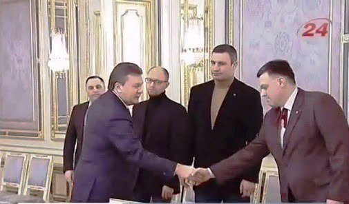 Кабмин засекреченным постановлением повысил в несколько раз зарплаты президенту, премьеру и всем министрам, - Тимошенко - Цензор.НЕТ 4541