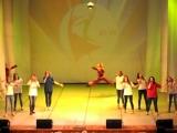 21.10.2016 Колледж культуры танец-открытие конкурса