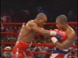 Bernard hopkins vs felix trinidad - highlights