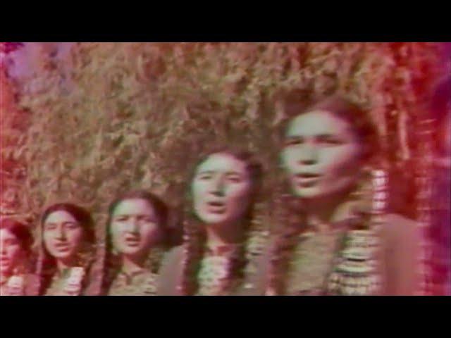 Turkmen folk song: gyzlar