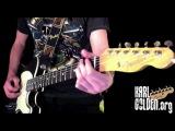 Rocket Queen - Cover - Guns N Roses - Bass, Drums &amp Guitar - Guitar Solo (Karl Golden)