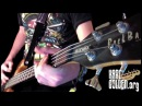 Think About You (Guns N' Roses) Full band cover & Solos - Bass/Guitar/Drums (Karl Golden)