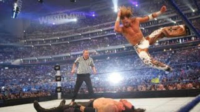 [HVK CHANNEL]The Undertaker VS Shawn Michaels WrestleMania XXV