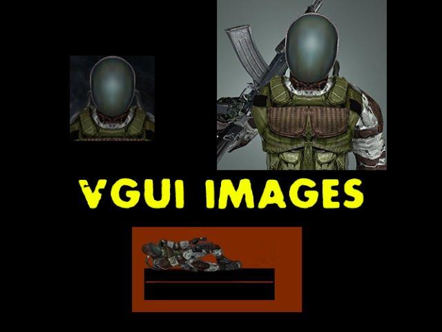 3dsMax Left 4 Dead 2 Survivor Creation tutorial (Part 6) - Creating VGUI images