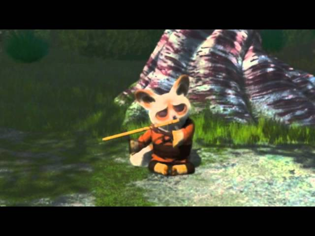 Shifu's Flute (shakuhachi flute)