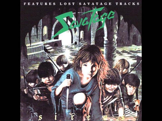 Savatage Sirens 1983 FULL ALBUM