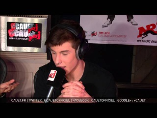 Shawn Mendes vexe grave Cauet - C'Cauet sur NRJ