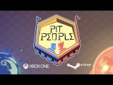 Pit People OST Music - I'm just a simple Bot by Patric Catani