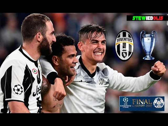 Juventus F.C. ● Tutti i Goal\All Goals ● Road To UCL Final Cardiff 2017 ● 1080i HD Juventus