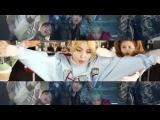 BTS_RED VELVET - Fire_Ice Cream Cake MASHUP