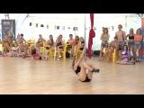 Рахова Елена - первый тур Sport Lady Dance Battle 2016
