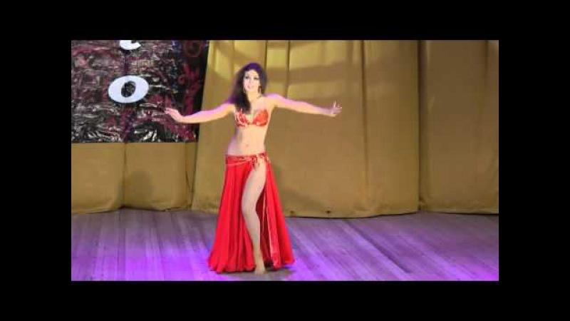 Горячие восточные танцы ТАНЕЦ ЖИВОТА ARABIC BELLY DANCE Anna Lonkina