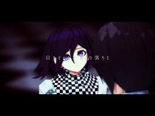 【MMD】OmaSai | Oma Kokichi x Shuichi Saihara