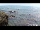 Красивый вид на море. Шум волн. Прибой. Морской бриз. Релакс. Медитация. Курортное. Крым.