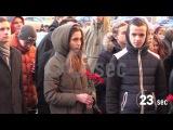 Проект 60sec №627. Траурная акция в память об Андрее Карлове в Москве