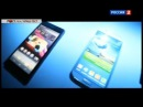 Краш тест Sony Xperia Z1, Nokia Lumia 1020, Samsung Galaxy S4 от ТВ канала Россия 2