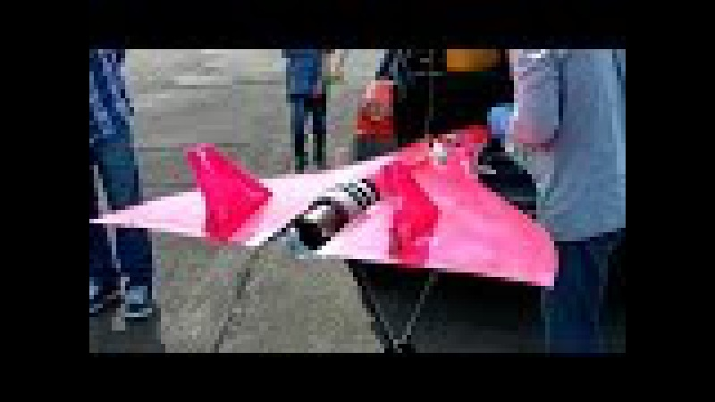 OVER 720 KMH 447 MPH THE WORLD´S FASTEST RC MODEL TURBINE JET / GUINNESS NEW WORLD RECORD 2016