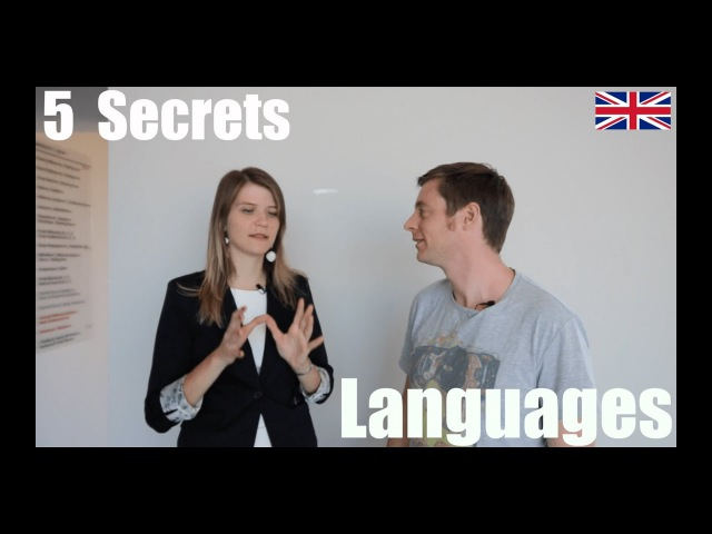 5 Secrets Polyglots know about Learning Languages that Others don't! | How to learn languages