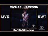Michael Jackson  Live in Kansas 1988  BWT  720p  60FPS(3 songs)