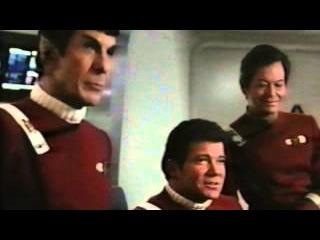 Star Trek - 4 - The Voyage Home - Blooper Reel !