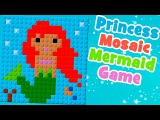 LEGO Disney Princess Mosaic Mermaid Game