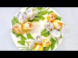 ( https://vk.com/lakomkavk) Tulips buttercream flower wreath cake - how to make by Olga Zaytseva /CAKE TRENDS 2017 #13