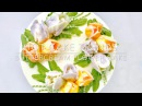 Tulips buttercream flower wreath cake - how to make by Olga Zaytseva /CAKE TRENDS 2017 13