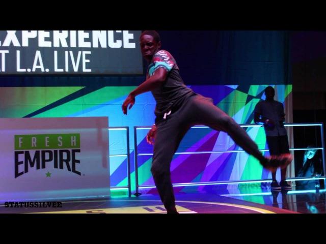 ET vs Krow   BET Experience 2016   World of Dance   BattleFest