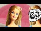 Играем в куклы Барби - смешные истории 3 мультик на русском. Barbie doll