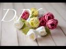 Маленькие цветочки из фоамирана Small flowers of foamiran
