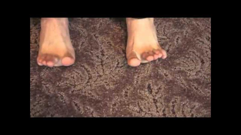 Ю Черняков- Упражнения для пальцев ног. Исправление осанки всего тела
