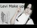 Levi Ackerman makeup tutorial   Iro no mori   [Tutorial]