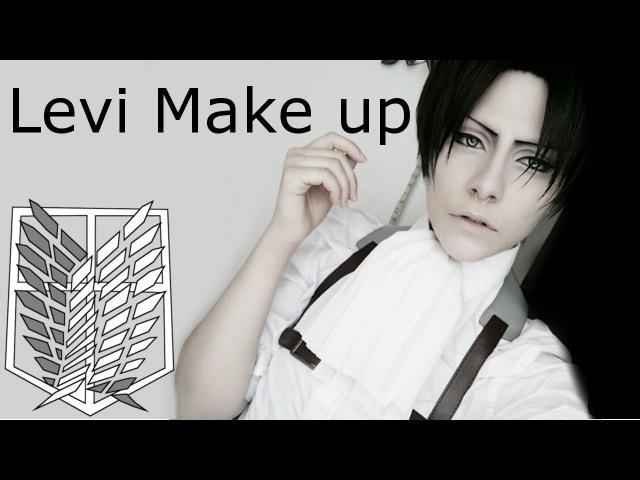 Levi Ackerman makeup tutorial Iro no mori Tutorial