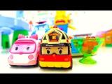 Apertura giochi per bambini #Roy -#Robocar Poli tutti gli episodi italiano- Giocattoli per bambini