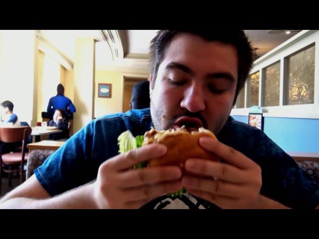 I love eating (americaTV)