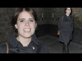 Princess Eugenie Joined Ellie Goulding at a Party Hosted by Celebrity Hairdresser Larry King