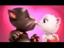 😺Мой говорящий Кот ТОМ и Говорящая Кошка АНЖЕЛА❤ Друзья СВИДАНИЕ Мультик Игра ...