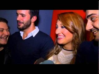 Deliha Filmi - İzmir Galası Görüntüleri