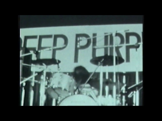 Deep Purple's Smoke On The Water Live in Japan 1972
