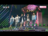 160628 KNK (크나큰) - Sorrow (애상) @ 더쇼 The Show SUMMER Special Stage