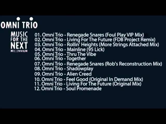[1995] Omni Trio - Music For The Next Millennium [Full Album]