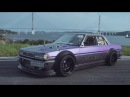 2JZ GTE Toyota Cresta | JDM drift | turbo sound anti lag