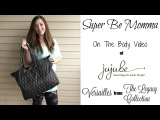 On The Body Video: Ju-Ju-Be Super Be in the NEW print Versailles
