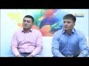 Мыктыбек Мамасалиев жана Марат Ботобеков Кутман таңда конокто / ЭлТР