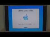 Практика по PowerMac G4 и посылка