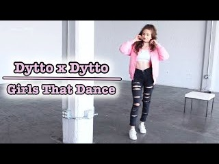 Dytto x Dytto | Girls That Dance | Popping Freestyle