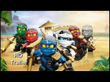 The Lego Ninjago Trailer #2 (Лего Ниндзяго) 2017 The New Movies (HD) не русский трейлер