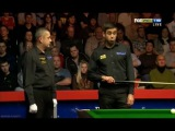 Ronnie O'Sullivan GOES MAD v Mark Selby !!! and Comments Miss Rule Afterwards