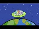5 Little Men in a Flying Saucer Sing Along Animation - twinkl.co.uk