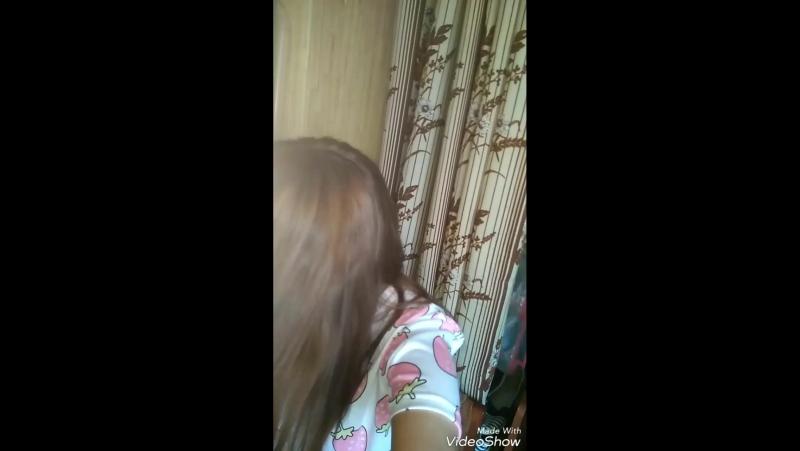 Видео отчёт, какие волосы после мытья шампунем☝️☝️☝️кстати волосы высушенные естественным способом, без применения фена 😉😉😉